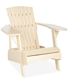 Freesia Outdoor Adirondack Chair, Quick Ship