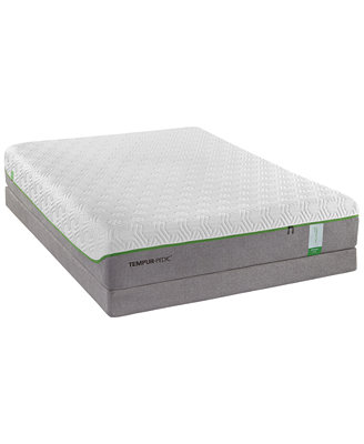 Tempur Flex Hybrid Supreme Medium Twin Mattress Set