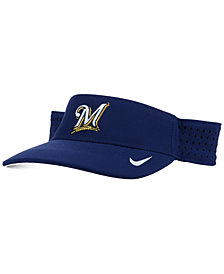 Nike Milwaukee Brewers Vapor Visor