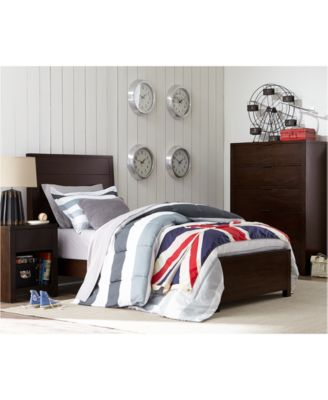 Exceptional Tribeca Brown Twin Bedroom Furniture Collection, Created For Macyu0027s
