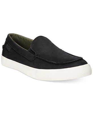 polo ralph trentham slip on sneakers shoes