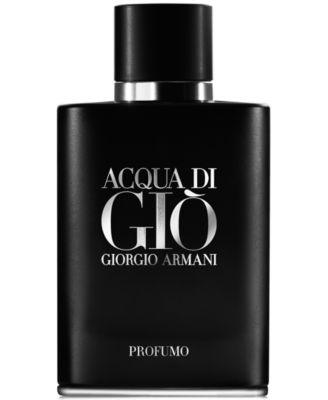 giorgio armani perfume men