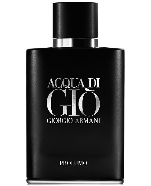 Giorgio Armani Acqua Di Gio Profumo 25 Oz Reviews All Cologne