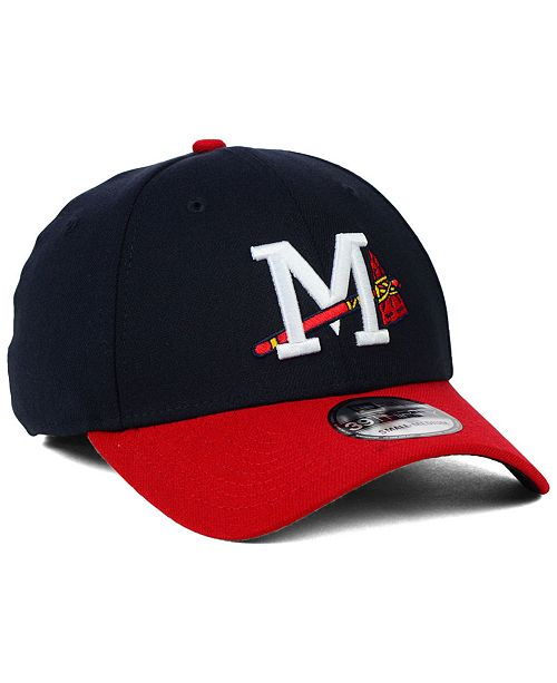 New Era Mississippi Braves Classic 39THIRTY Cap - Sports Fan Shop By ... bbce63db0e6