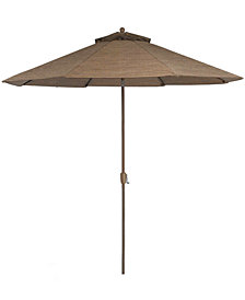 Oasis Outdoor 11' Umbrella, Created for Macy's