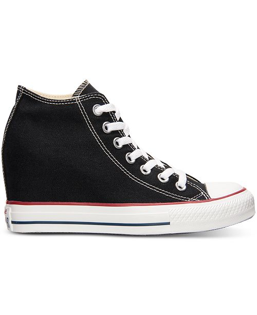 e697d2fdafde9a Converse Women s Chuck Taylor Lux Casual Sneakers from Finish Line ...