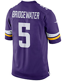 Nike Men's Teddy Bridgewater Minnesota Vikings Limited Jersey