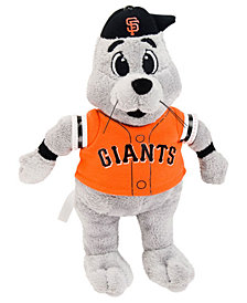 Forever Collectibles San Francisco Giants 8-Inch Plush Mascot