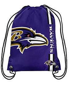 Baltimore Ravens Big Logo Drawstring Bag