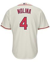 4a2af789d Majestic Men s Yadier Molina St. Louis Cardinals Replica Jersey