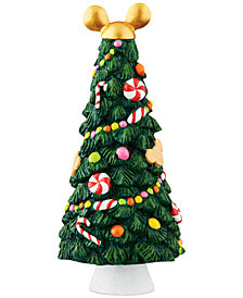 Department 56 Mickey's Christmas Village Collection Candy Tree