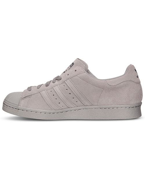 half off 85949 1074d ... adidas Men s Superstar City Berlin Casual Sneakers from Finish ...