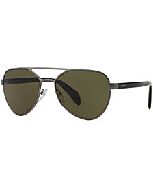 Prada Sunglasses, PRADA PR 55RS 58