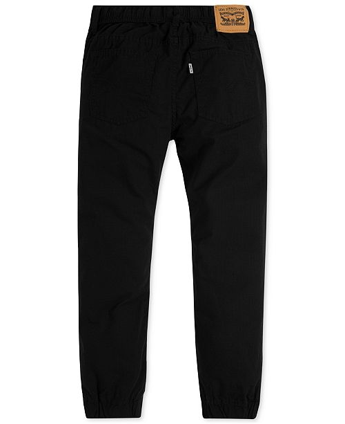 b360f65d3 Levi's Ripstop Jogger Pants, Big Boys & Reviews - Leggings & Pants ...