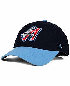 '47 Brand Los Angeles Angels of Anaheim MVP Curved Cap