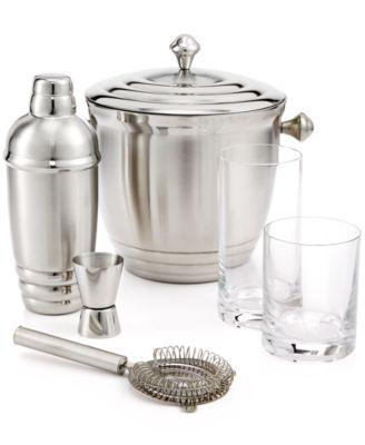 lenox tuscany barware collection - Whiskey Glass Set