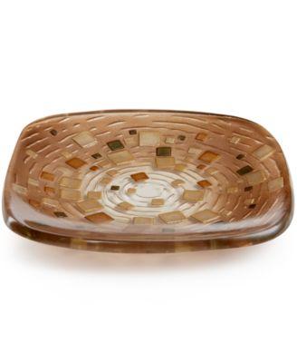 Bath, Mosaic Soap Dish