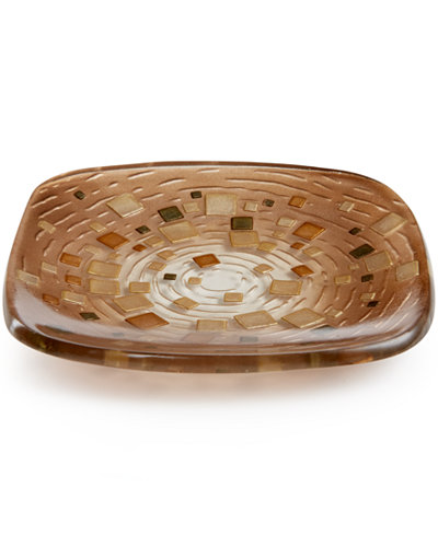 Croscill Bath, Mosaic Soap Dish
