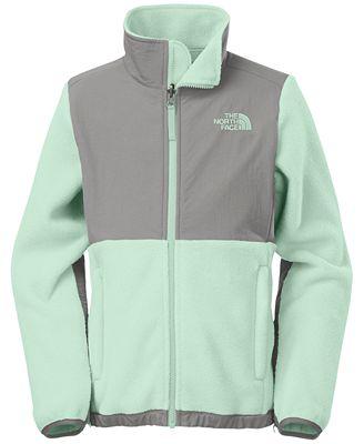 The North Face Girls' Fleece Denali Jacket