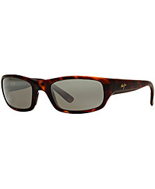 Maui Jim Polarized Sunglasses, 103 Stingray