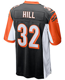 Nike Men's Jeremy Hill Cincinnati Bengals Game Jersey
