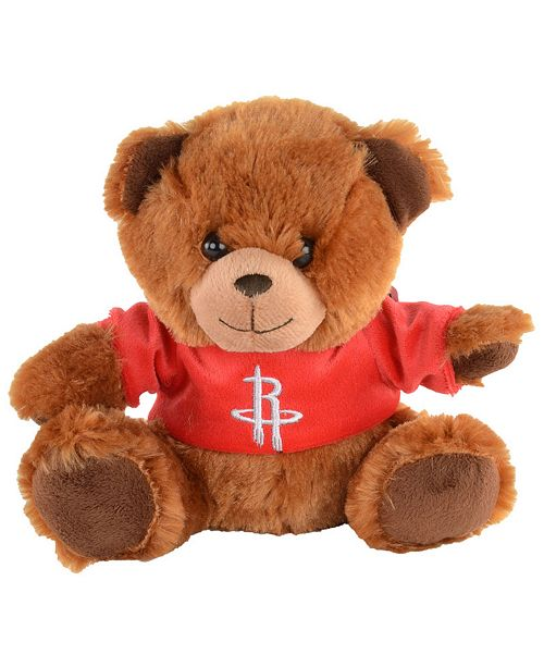 Forever Collectibles Houston Rockets Plush Bear