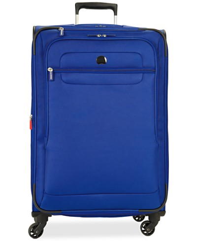CLOSEOUT! Delsey Helium Fusion 25 Expandable Spinner Suitcase, Created for Macy's