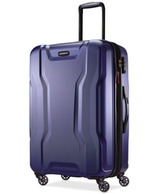 "Image of CLOSEOUT! Samsonite Spin Tech 2.0 25"" Hardside Spinner Suitcase, Only at Macy's"