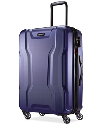 CLOSEOUT! Samsonite Spin Tech 2.0 25 Hardside Spinner Suitcase, Created for Macy's