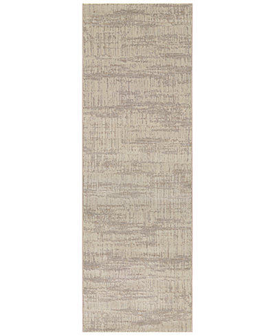 Couristan Area Rug, Taylor Graphite Sea Mist 2'7