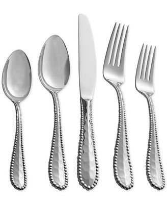 Michael Aram Stainless Steel Molten Collection 5 Pc