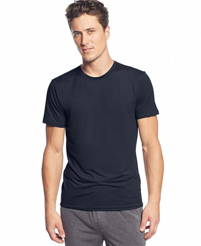 32 Degrees Men's Cool Ultra-Soft Light Weight Crew-Neck T-Shirt ...
