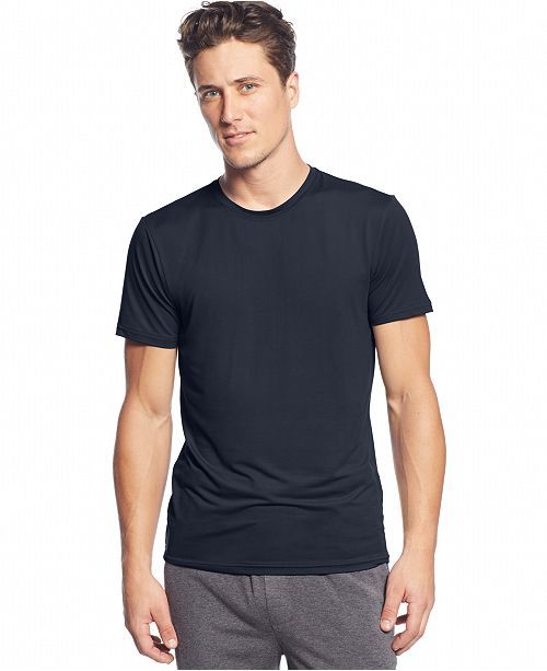 71d92ed30 32 Degrees Men's Cool Ultra-Soft Light Weight Crew-Neck T-Shirt ...