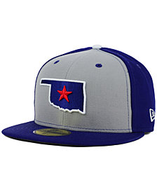 New Era Oklahoma City Dodgers 59FIFTY Cap