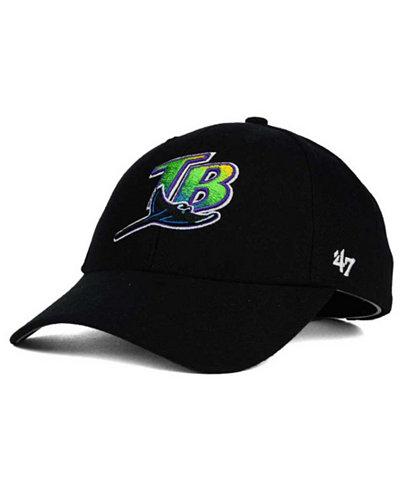 '47 Brand Tampa Bay Rays MVP Curved Cap