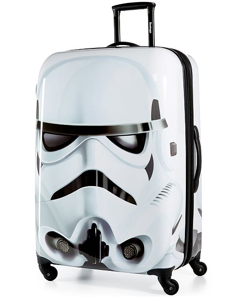 """American Tourister Star Wars Stormtrooper 28"""" Hardside Spinner Suitcase by American Tourister"""