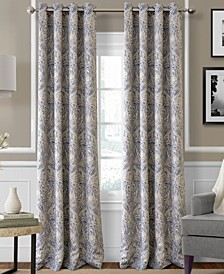 Julianne Paisley Blackout Curtain Collection