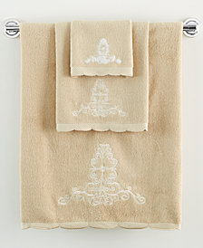 Lenox Bath Accessories, French Perle Fingertip Towel