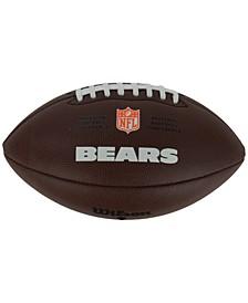 Chicago Bears Composite Football