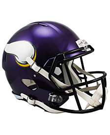 Riddell Minnesota Vikings Speed Replica Helmet