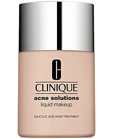 Acne Solutions Liquid Makeup Foundation, 1 oz