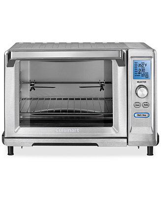 Cuisinart Tob 200 Rotisserie Convection Toaster Oven