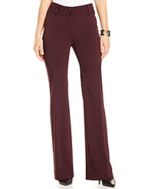 Curvy-Fit Slimming Bootcut Pants, Regular, Short, & Long Lengths, Created for Macy's