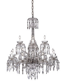 Waterford Powercourt 12 Arm Chandelier Crystal Ceiling Lighting