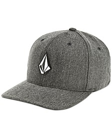 Men's Flex-Fit Heathered Logo Hat