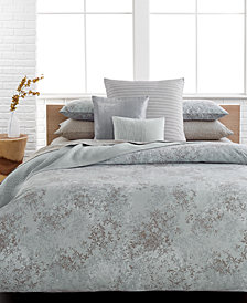 Calvin Klein Presidio King Duvet Cover Set