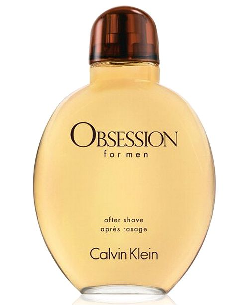 Calvin Klein  OBSESSION for men After Shave, 4 oz
