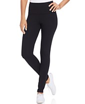 0efc9819af Style & Co Petite Tummy-Control Active Leggings, Created for Macy's