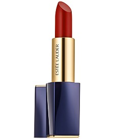 Estée Lauder Pure Color Envy Velvet Matte Sculpting Lipstick, 0.12-oz.