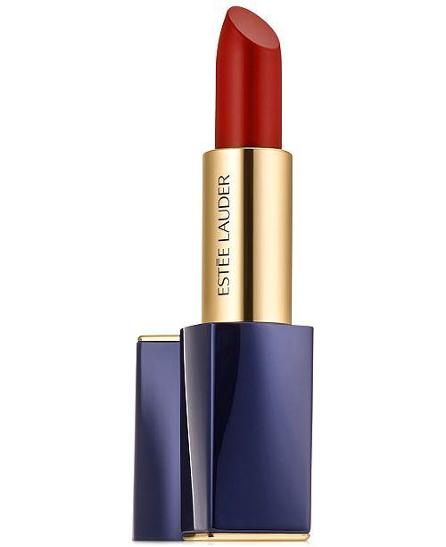 Estee Lauder Pure Color Envy Velvet Matte Sculpting Lipstick, 0.12-oz.